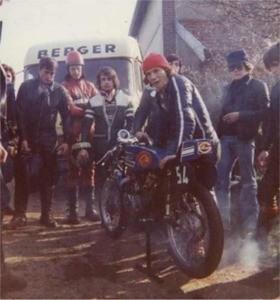 1976 1ere victoire